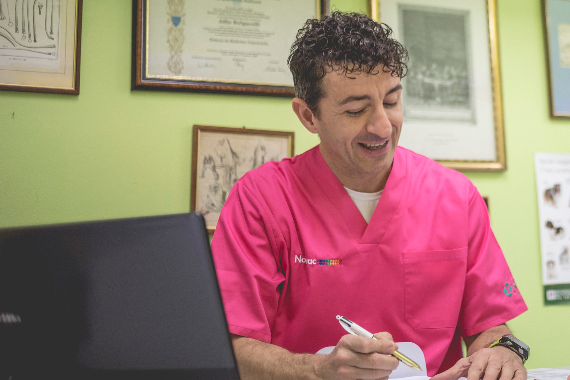 Ambulatorio Veterinario Alfio Bulgarelli medico specializzato